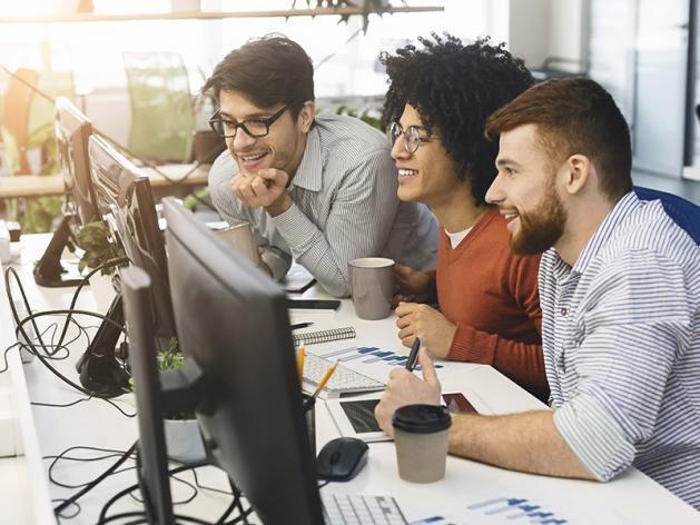 Développement entreprise digitale